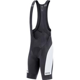 GORE WEAR C5 Bib Shorts Herren black/white